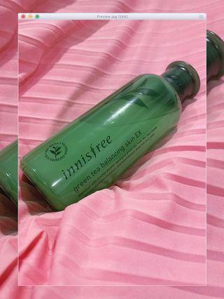 Innisfree Green Tea EX Toner (200ml)