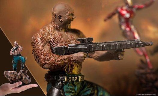 (RESERVED) IRON STUDIOS BDS ART SCALE 1/10 DRAX STATUE