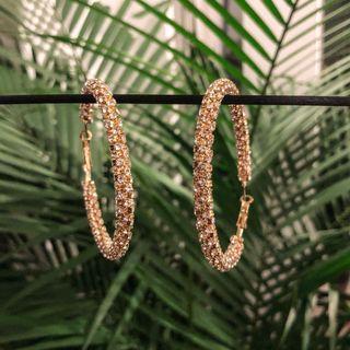 Hoop Gold Ear Rings