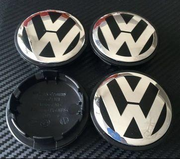 VW 65mm Wheel Center Cap for Golf, Jetta MK6, Passat B6, B7
