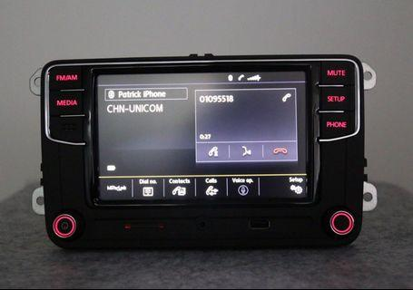 RCD 330G Plus for VW Jetta, Golf