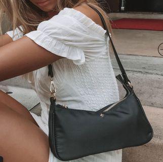 Princess Polly black bag