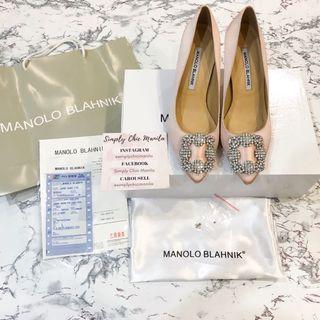 TOP GRADE PREMIUM Manolo Blahnik Heels