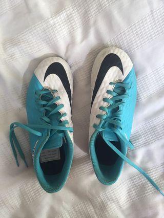 Nike hypervenom soccer boots