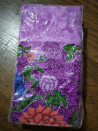 Batik Fabric, Batik Halus, Kain Batik