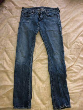 Citizens of humanity Aritzia jeans