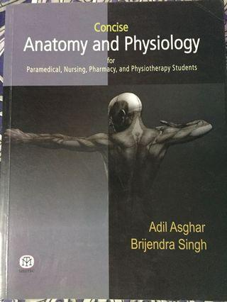 Concise Anatomy & Physiology
