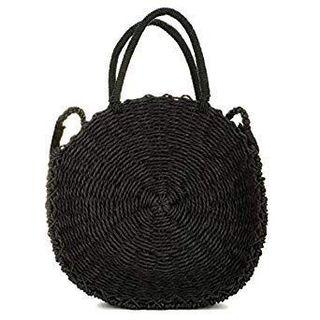 BNew LARGE Rattan/Woven bag 😻