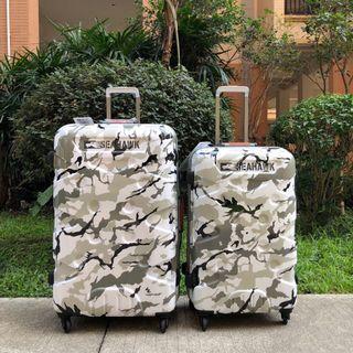 MENDOZA SEAHAWK III PLUS 迷彩行李箱Trolley case