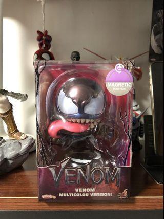 Hottoys Cosbaby - Multicolor Venom (Magnetic function)