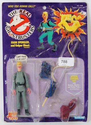 🚚 Kenner Ghostbusters Egon