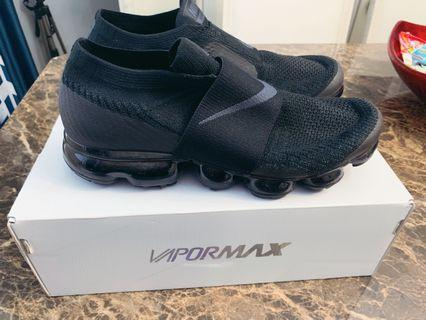 MENs Nike Laceless Flynit Vapormax