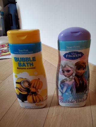 Minion/Frozen Bubble Bath 泡泡浴