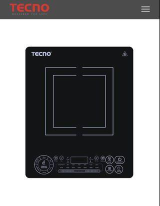 TECNO Ultra Slim Portable Induction Cooker (BRAND NEW)