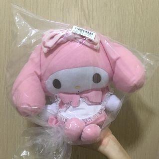 🚚 [SALE] My Melody Soft Toy (Toreba)