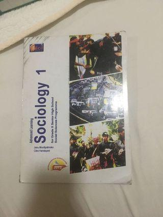 Buku Sosiogi kls 10