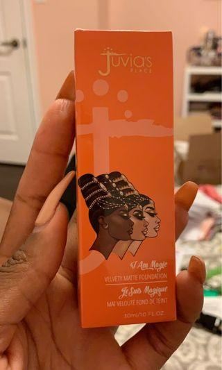 New Juvias place foundation in shade Malawi 230 for $25