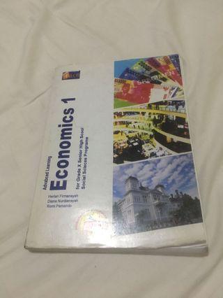 Buku Ekonomi Kls 10