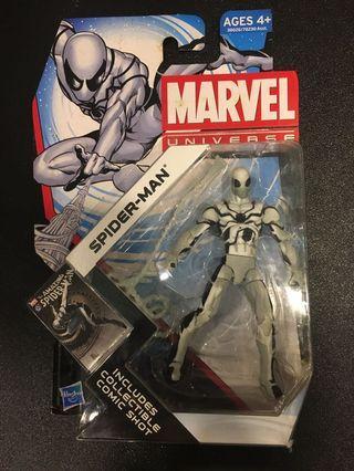 Marvel Universe Future Fortune Spiderman 3.75inch