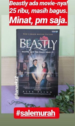 Beastly (nofan terjemahan)