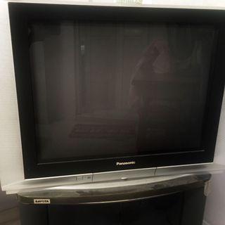 [Cabinet included] Panasonic CRT TV