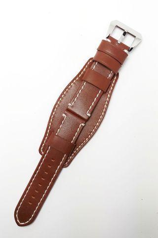 真皮錶帶(手工製造)