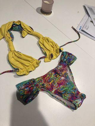 Brazilian bikini set