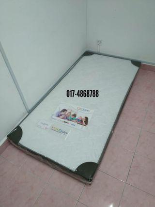 Single Bed 5 Inch Reborn Mattress New