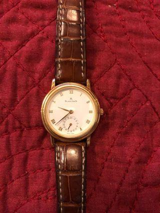 🚚 Preloved Blancpain Gold Automatic Watch (Ladies)