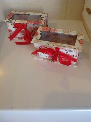 Pretty gift boxes (new)