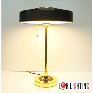 LSH Lighting Stylish Decorative Table Lamp 18825BK/1
