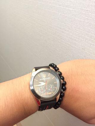 🚚 指針 三眼造型 手錶