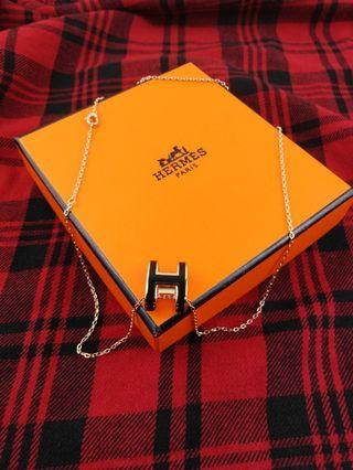 Hermes Necklace new% real