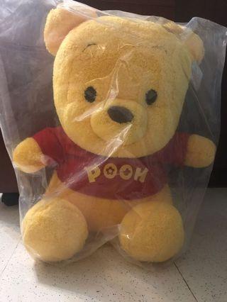 Winnie the Pooh 小熊維尼 香港正版公仔