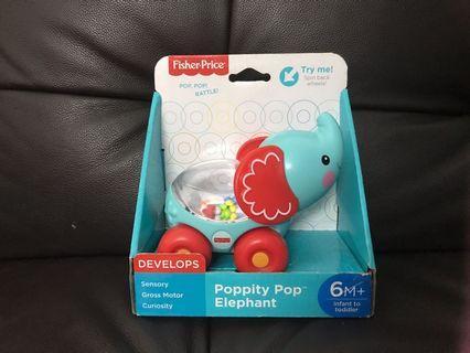 Fisher Price Poppity Pop Elephant