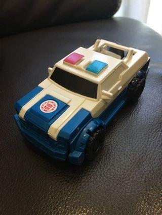 Authentic transformer
