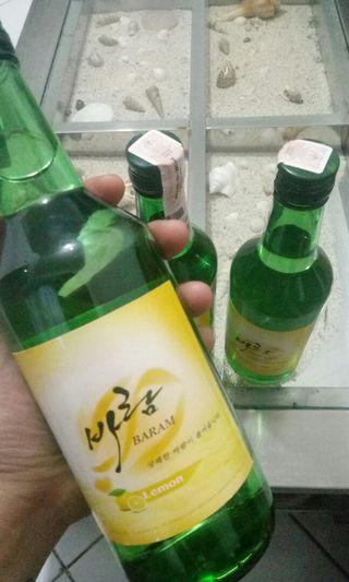 BARAM SOJU LEMON