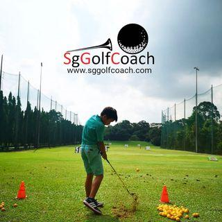 *Best* Golf lesson in Singapore!
