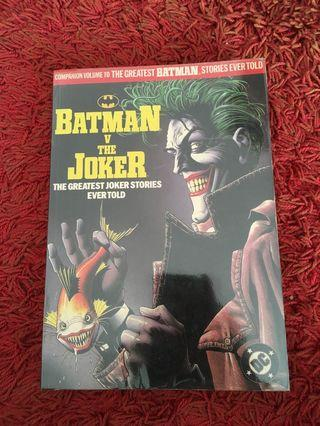 Batman V The Joker Omnibus
