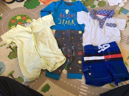 🚚 Branded Baby Boy Clothes