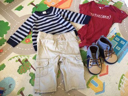 🚚 Branded Baby boys clothes