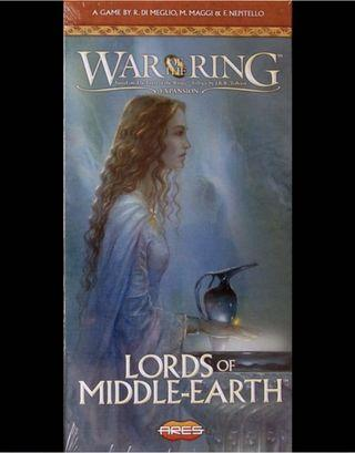🚚 WTB Lords of middle earth board game
