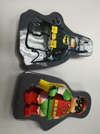 batman 鐵盒 盒仔