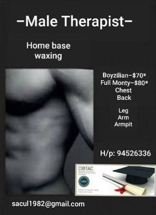 🚚 Wax - Hair removal