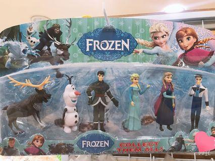 Disney Frozen cake topper