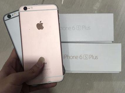 Ori Used Iphone 6SPlus 16GB & 64GB