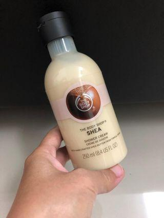 Shower cream Body Shop Shea