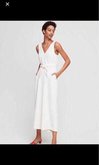 BNWT Wilfred Ecoulement V Jumpsuit