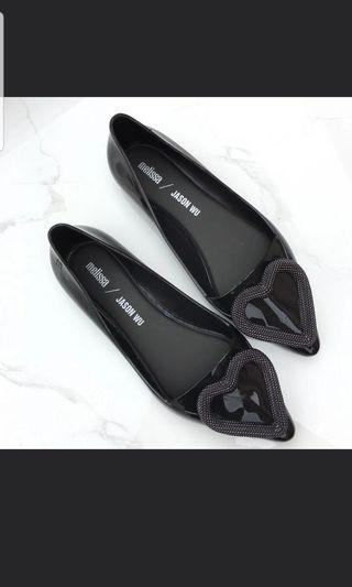 🚚 Melissa Shoes (black)