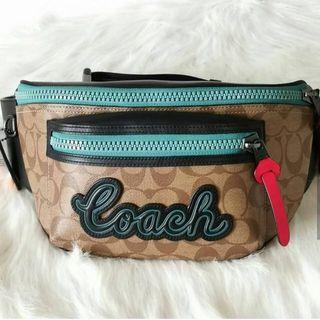 📍SALE! Coach Terrain Belt Bag
